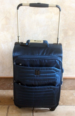 "IT 22"" Spinner...Our preferred light weight luggage for carry on travel"