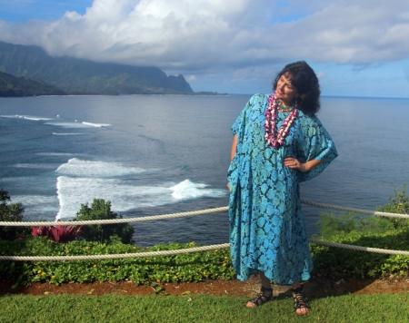 Living the Aloha Lifestyle, Hanalei Bay, Kauai