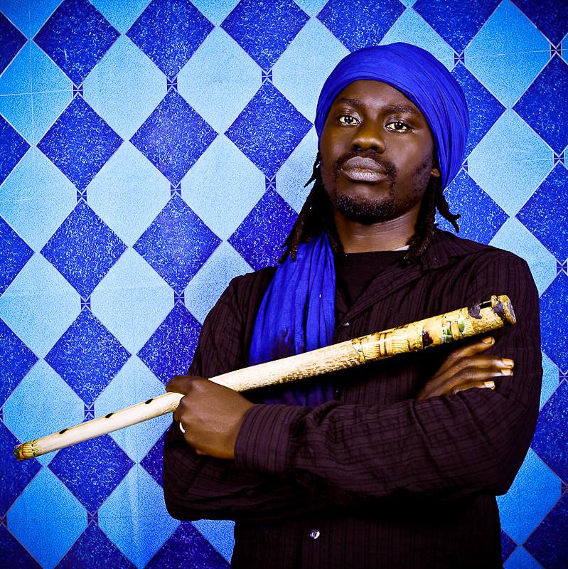 Ali Beta, Singer, Musician © Omar Victor Diop
