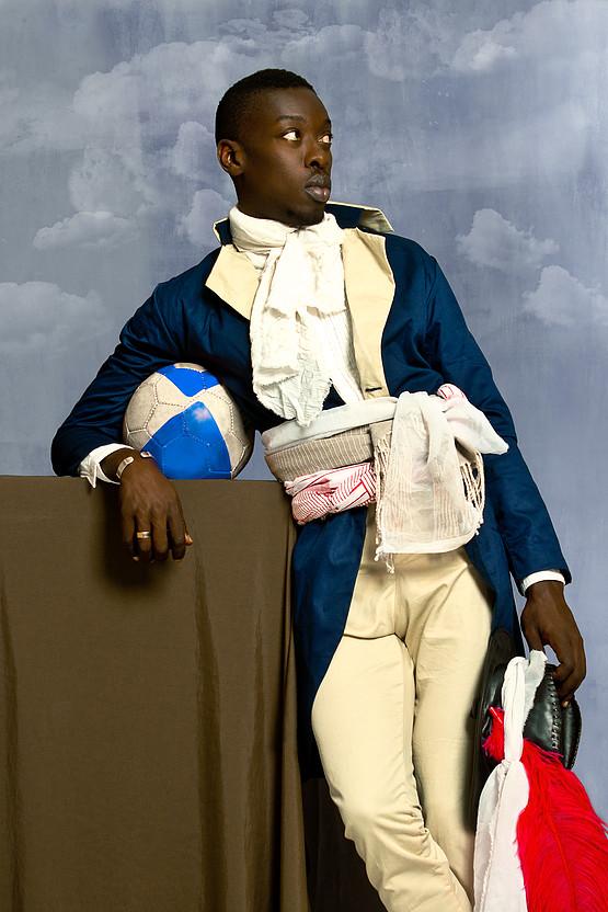 John Baptiste Belley, Project Diaspora   ©  Omar Victor Diop