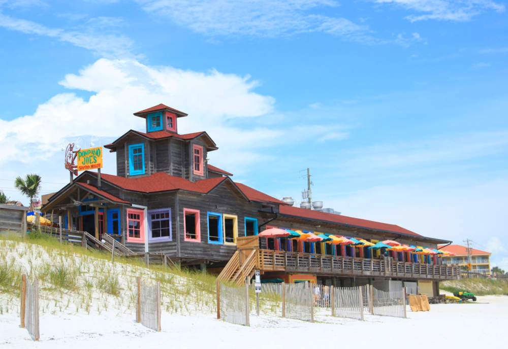 Restaurants Miramar Beach Destin