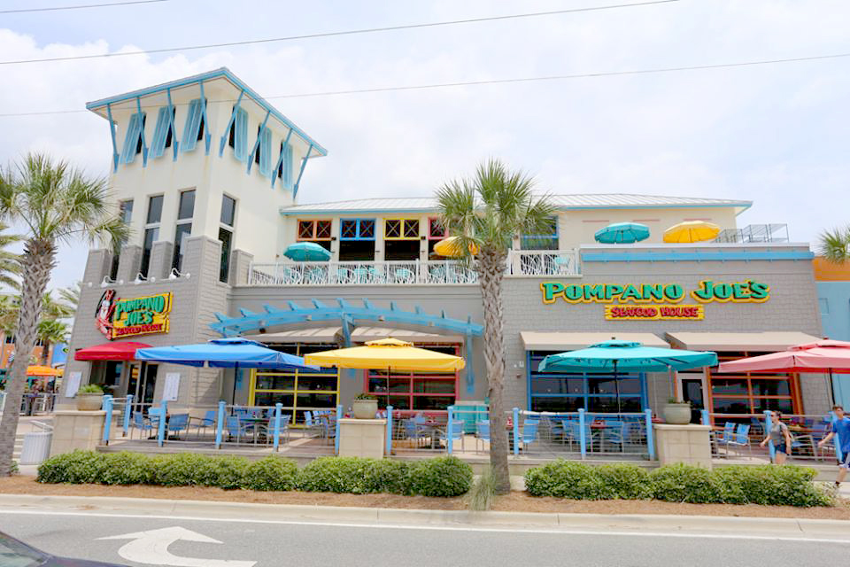 Pompano Joe's - Pier Park Location - Panama City Beach, FL