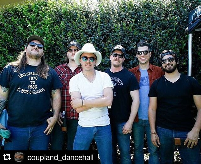#Repost @coupland_dancehall (@get_repost) ・・・ Mike and The Moonpies are on FIRE these days. Dont miss your chance to see them at Coupland this Friday.  Its real deal Honky tonk.  @hunter_hutchinson opens the show. #ifyoulikecountrymusic #couplanddancehall #fridaynight #twostep #countrymusic #texascountry @keepatxcountry @countrylinemagazine  #Repost @mikeandthemoonpies ・・・ Last week while we were in LA, we had the opportunity to take part in a recording session with @jaminthevan. It was definitely one kick ass time. Head over to www.jaminthevan.com or click the link in our bio to watch the first of three sessions for our track 'Might Be Wrong'. Let us know what you think!  #jaminthevan #MikeandtheMoonpies #countrymusic