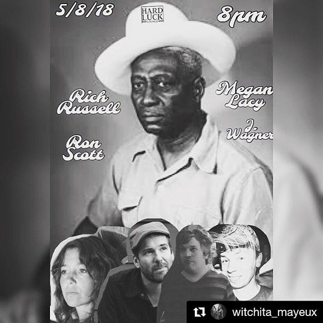 #Repost @witchita_mayeux (@get_repost) ・・・ Y'all go watch my friends fly the plane without me tonight!!!! Huge huge thanks to Rich Russell of @lonesomeheroes for always having my back and giving a damn about pickin and songwriters in Austin,TX. ❤️❤️❤️❤️