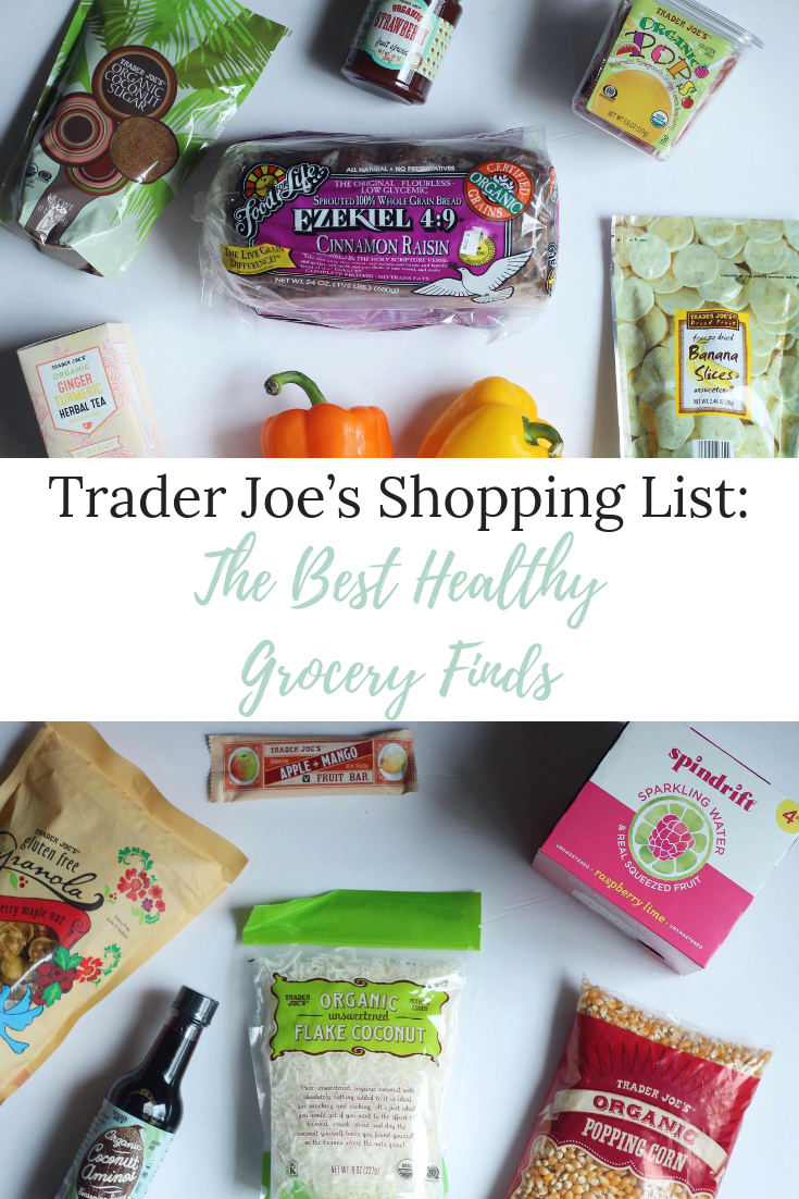 Trader Joe\'s Shopping List: The Best Healthy Grocery Finds — Life ...