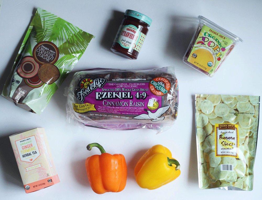 Best healthy food at trader joes