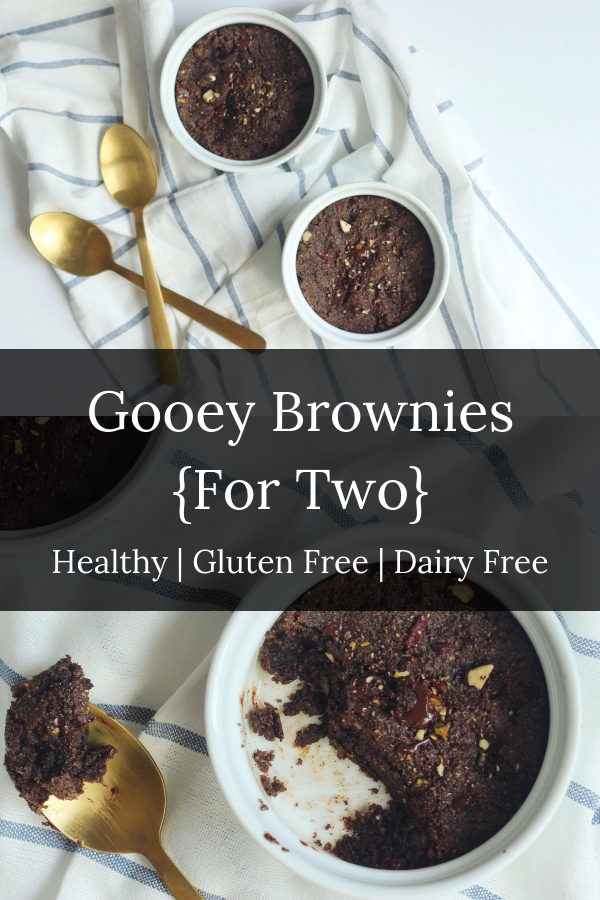 healthy gluten free and guilt free brownies