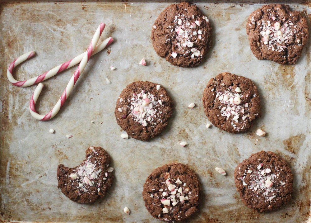 healthy holiday cookies