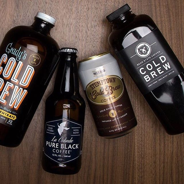 #Fridays are alway better with good company 🎉😉 You can discover some great #coldbrew  on @gearpatrol (also 📷 GP)