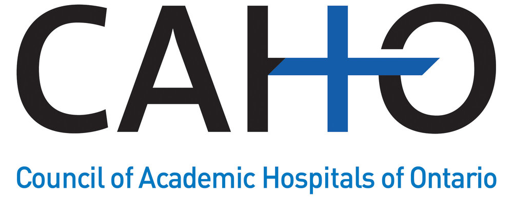 COUNCIL OF ACADEMIC HOSPITALS OF ONTARIO - Building a healthier