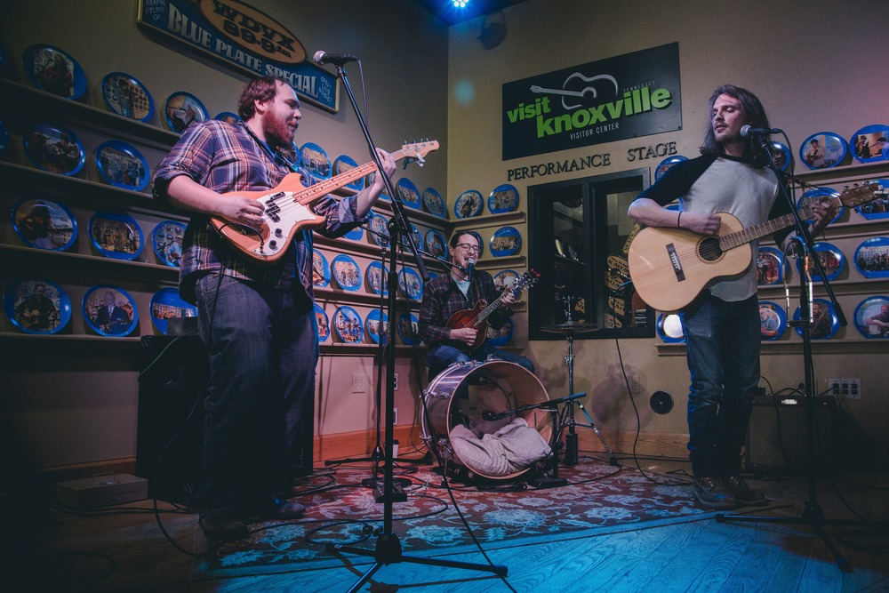 WDVX Blue Plate Special   ∙   Knoxville, TN   ∙   © Hallie Kohler Photography