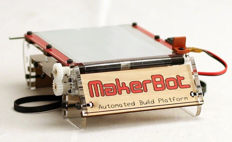 Build Platform/Build Plate in 3D Printers. Source: MakerBot