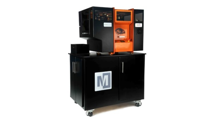 Mcor Iris paper 3D printer by Mcor Technologies