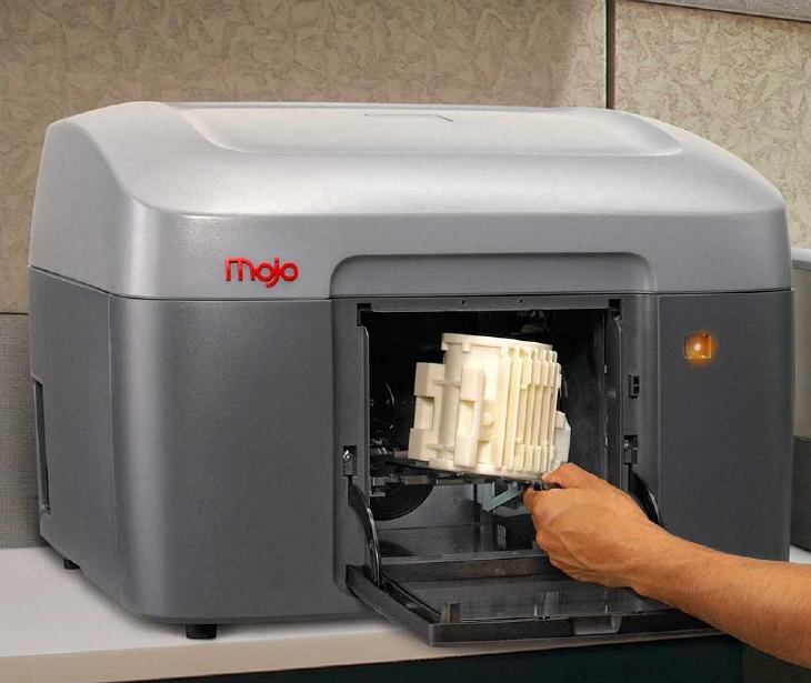 Mojo uPrint 3D printer by Stratasys