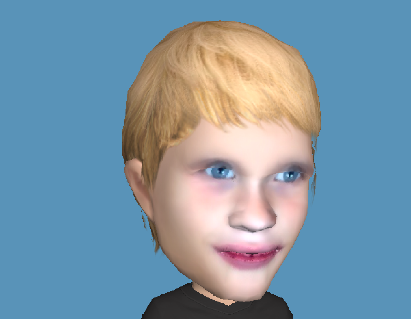 Insta3D Personal Avatar. Source: WhiteClouds