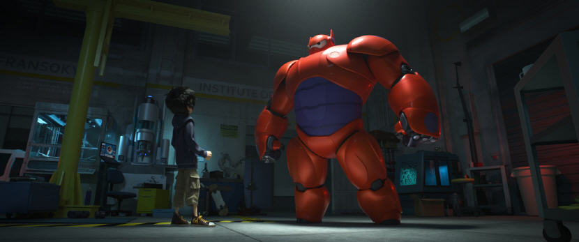 Big Hero 6. Source: Disney