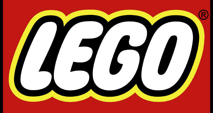 Lego logo. Source: Used by permission,® 2014 The LEGO Group