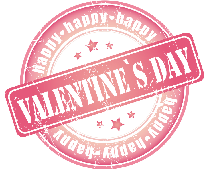 Happy Valentine's Day. Source: GalaStudio/Shutterstock.com
