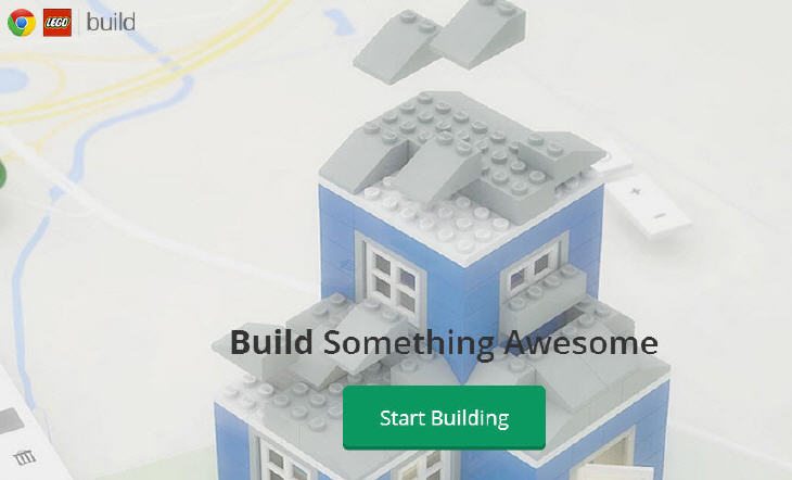 Build with Chrome. Source: WhiteClouds