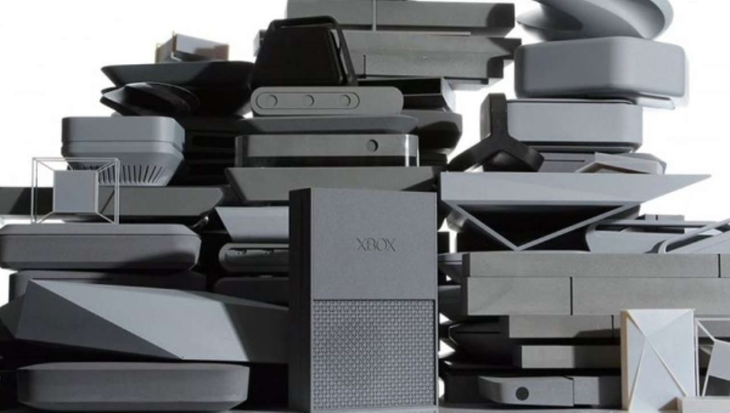 Xbox consoles. Source: Microsoft