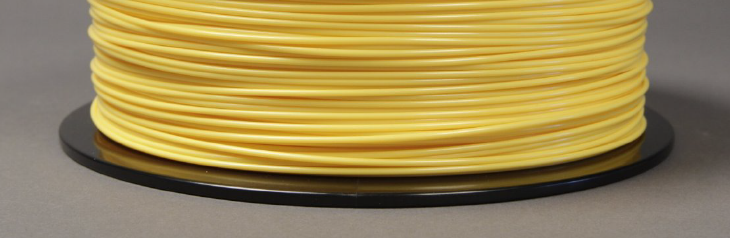 3D Printed Change MakerBot filament. Source: WhiteClouds