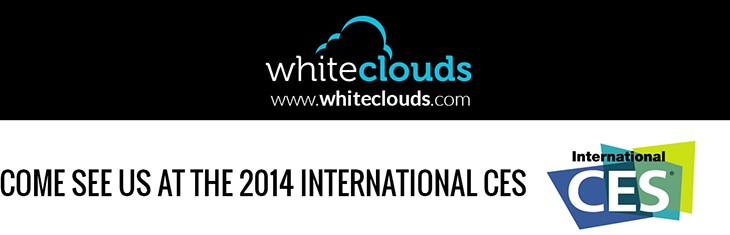 Visit WhiteClouds at CMS.