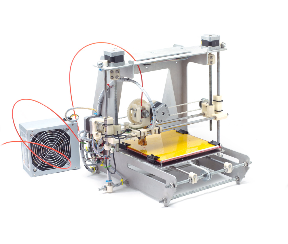 3D printer. Source: Babich Alexander/Shutterstock.com