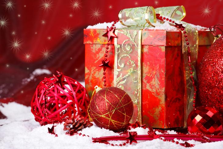 Christmas present. Source: 2xSamara.com/Shutterstock.com