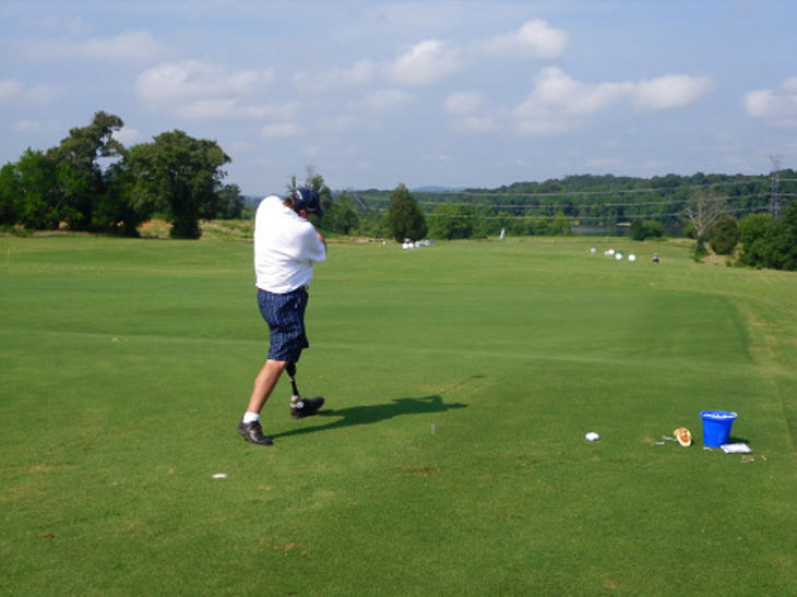 Amputee Long Drive Competition. Source: Stratasys Business Wire