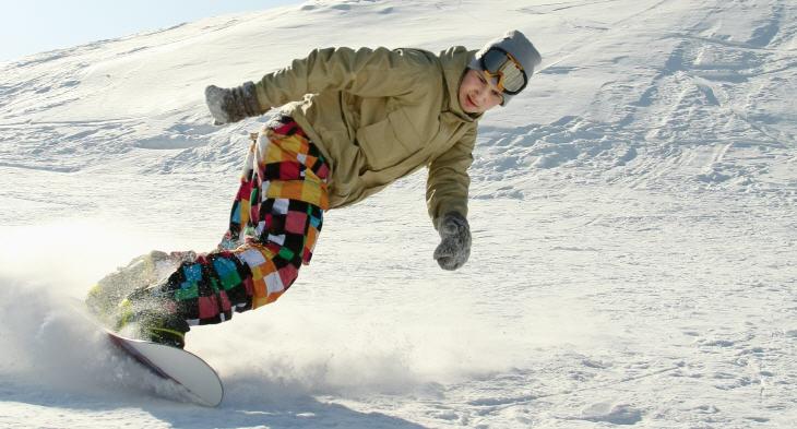 3D Printing in Snowboarding. Source: shelf/Shutterstock.com