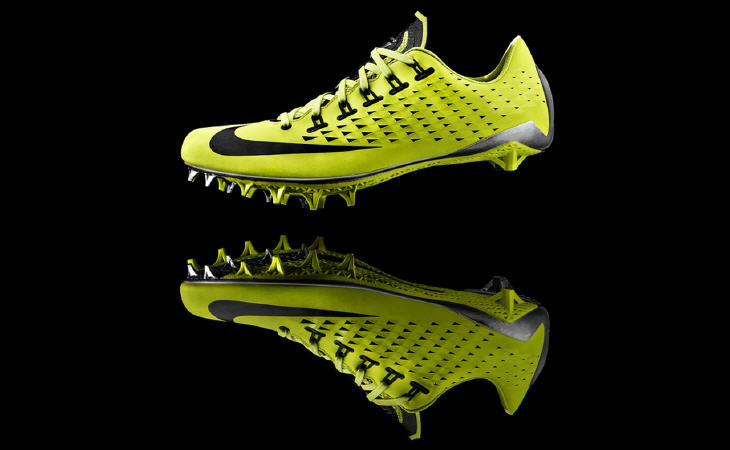 Nike rapid prototyping. Source: Nike