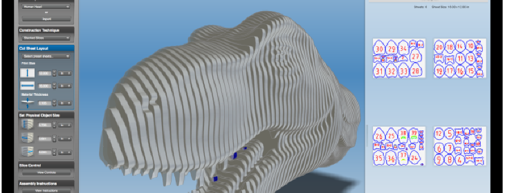123D Make. Source: Autodesk