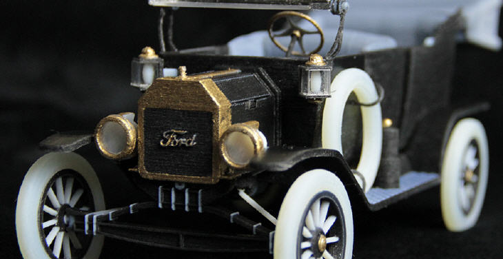 3D Printed Model T. Source: WhiteClouds