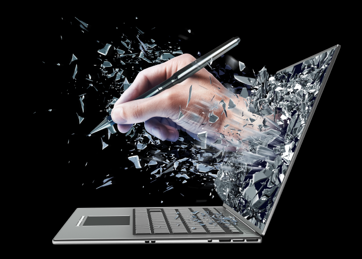3D modeling software. Source: Iaroslav Neliubov/Shutterstock.com