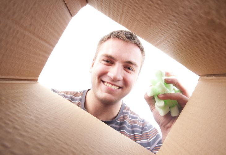 3D Printed MakerBot unboxing. Source: Nomad_Soul/Shutterstock.com