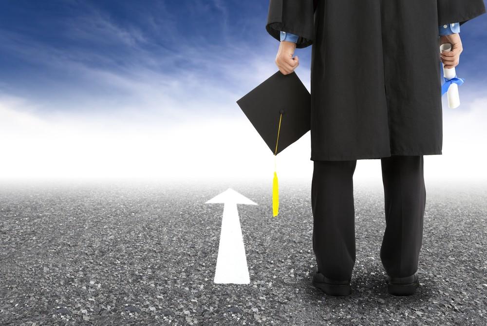 3D Printed Graduation. Source: Tom Wang/Shutterstock.com