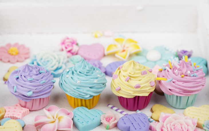 Cupcakes. Source: Prezoom.nl/Shutterstock.com