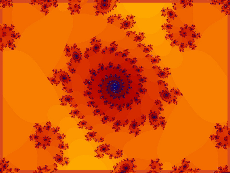 3D Printed Mandelbrot pattern, Credit: Flikr-Dilshan R Jayakody