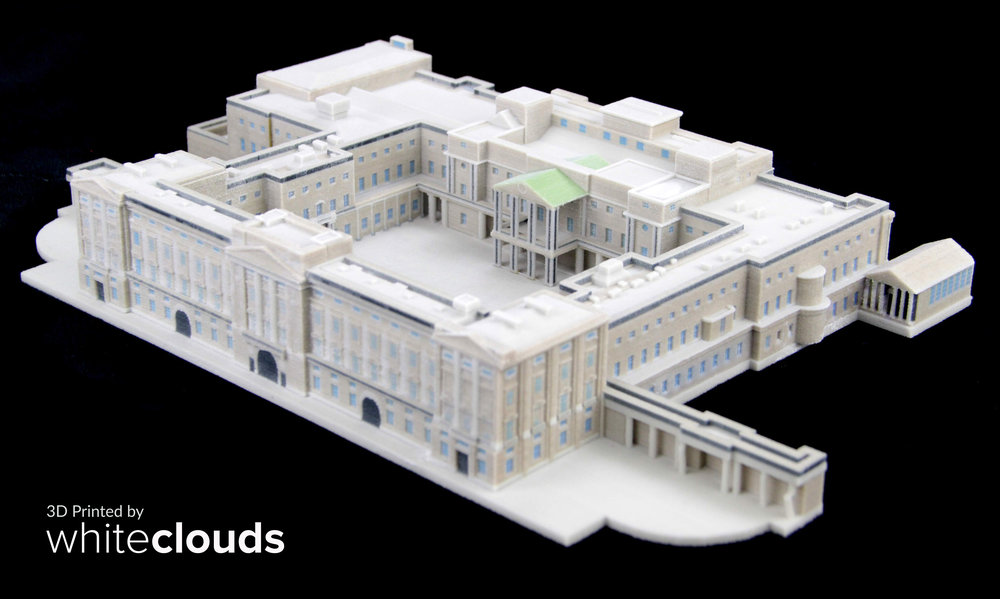 3D-Printed-WhiteClouds-Palace-Architectural-Buckingham-Palace-2.jpg