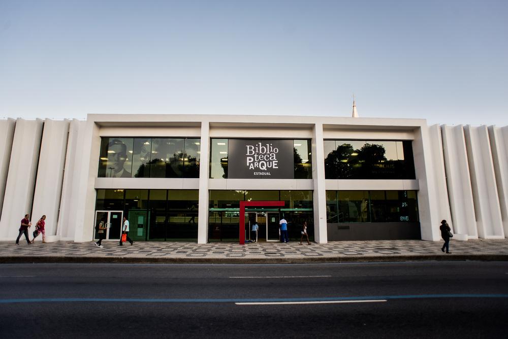 Biblioteca Parque Estadual