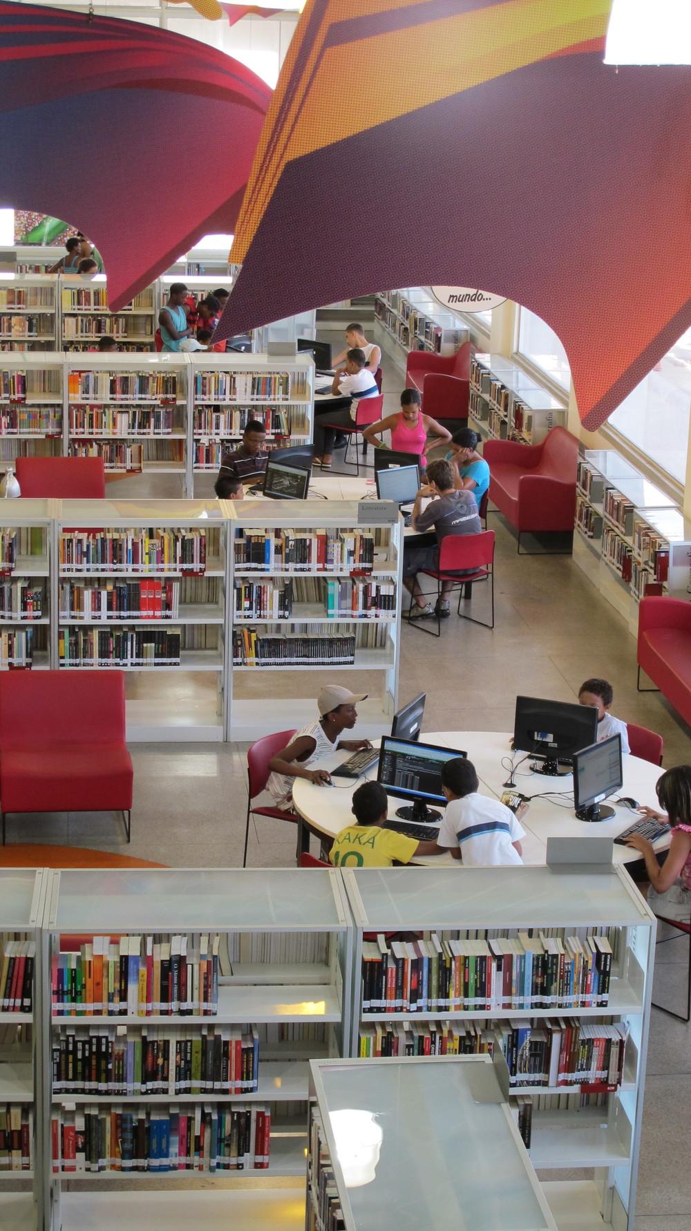Biblioteca Parque de Manguinhos