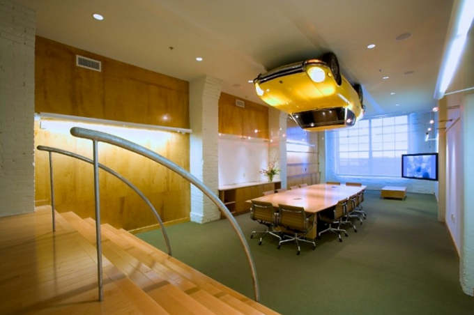 Conference Room Design Idea