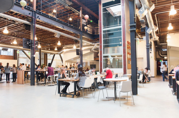 5 Exciting Examples Of Startup Office Space Design