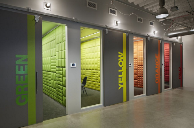 5 Exciting Examples of Startup Office Space Design Roomzilla