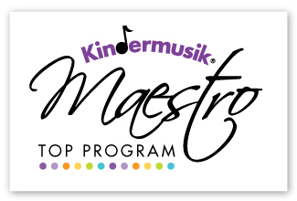 Proudly a Top 1% Kindermusik Studio Worldwide Every Year Since 2000