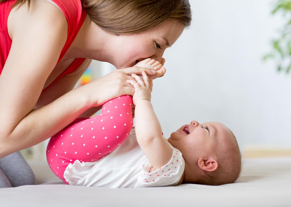 Kindermusik Baby Massage