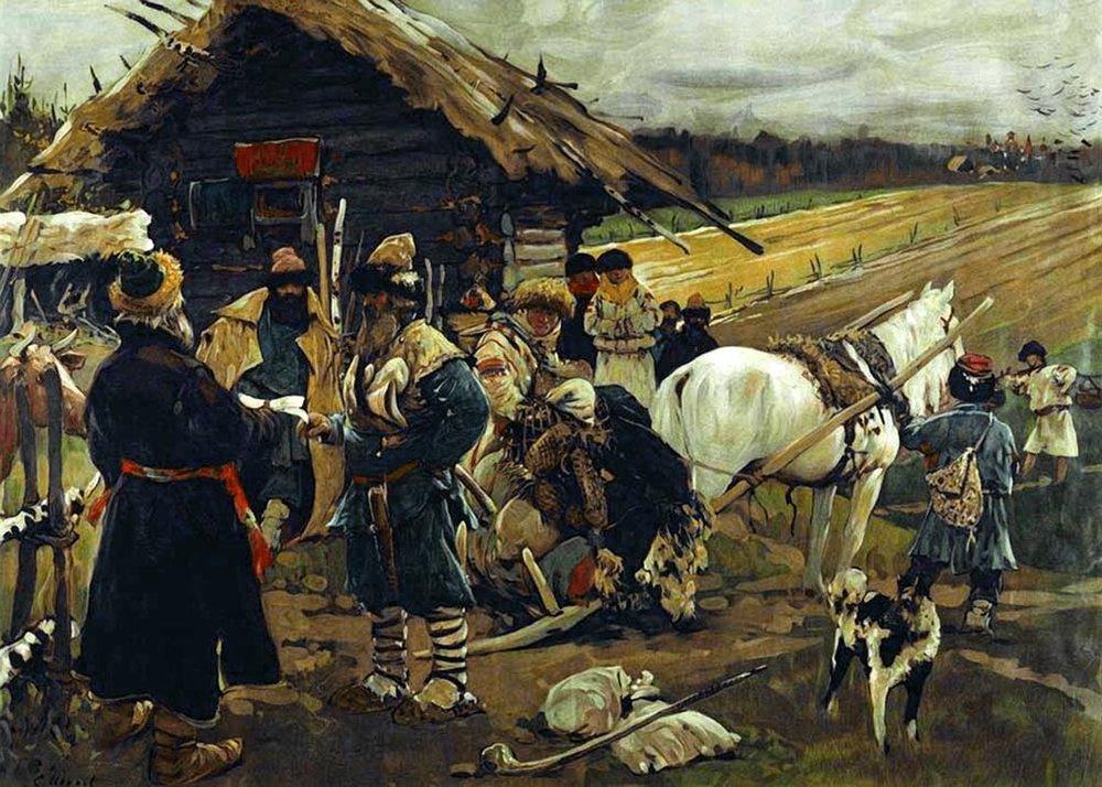 S._V._Ivanov._Yuri's_Day._(1908).jpg