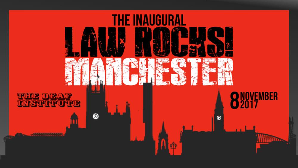 Law Rocks! Manchester 2017