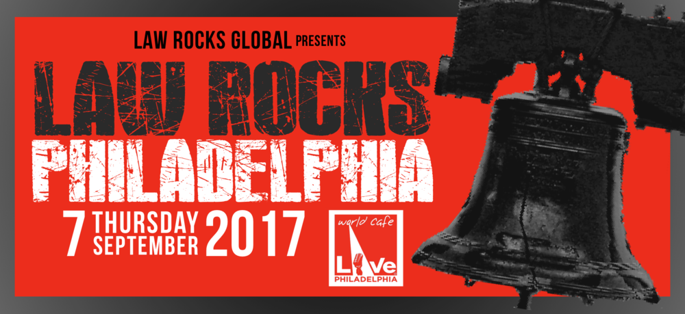 Law Rocks Philadelphia