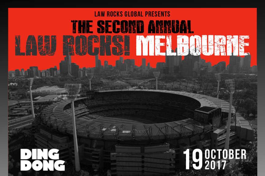 Law Rocks! Melbourne